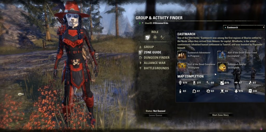 New Zone Guide and Guild Trader UI Overhaul Review and